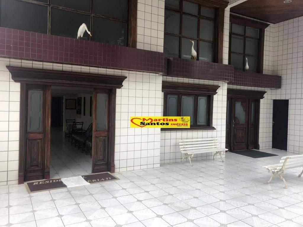 cobertura com 3 dormitórios à venda, 222 m² por r$ 800.000 - mirim - praia grande/sp - co0040