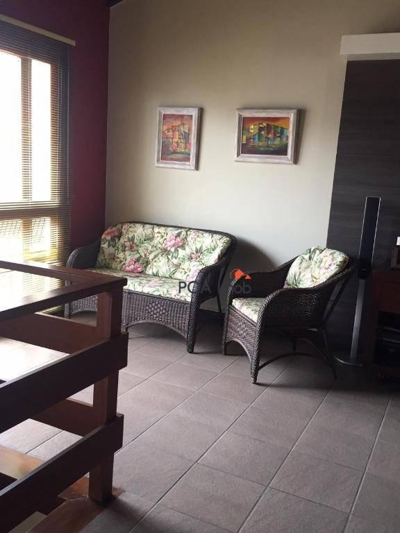 cobertura com 3 dormitórios à venda, 240 m² por r$ 1.060.000 - são joão - porto alegre/rs - co0220