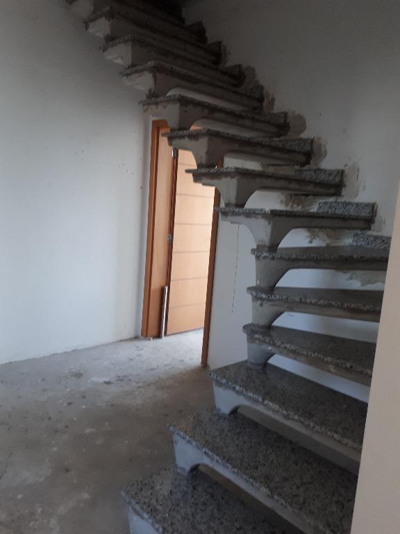 cobertura com 3 dormitórios à venda, 400 m² por r$ 2.200.000,00 - jardim - santo andré/sp - co1433