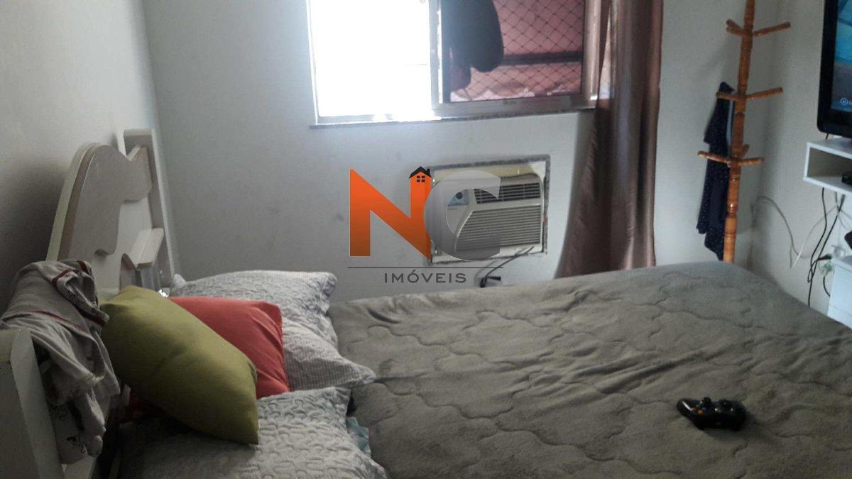 cobertura com 3 dorms, anil, rio de janeiro - r$ 780.000,00, 170m² - codigo: 256 - v256
