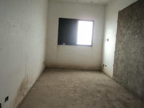 cobertura com 3 dorms, guilhermina, praia grande - r$ 950.000,00, 186,4m² - codigo: 412732 - v412732