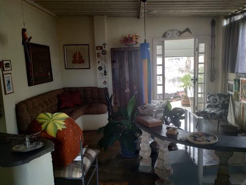 cobertura com 3 quartos para comprar no sagrada família em belo horizonte/mg - 2380