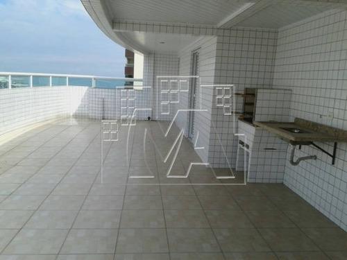 cobertura com 3 suítes na praia grande