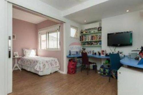 cobertura com 4 dormitórios a venda na granja julieta - codigo: co0040 - co0040