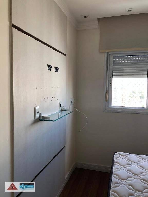 cobertura com 4 dormitórios à venda, 220 m² por r$ 1.350.000 - tatuapé - são paulo/sp - co0290