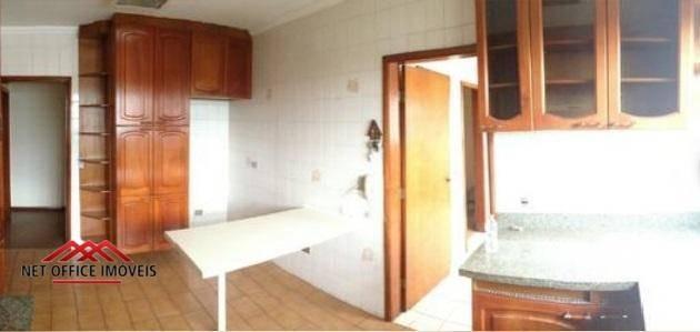 cobertura com 4 dormitórios à venda, 360 m² por r$ 900.000 - edifício solar das acácias - vila sanches - são josé dos campos/sp - co0030