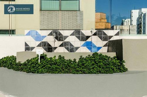 cobertura com 4 dormitórios à venda, 470 m² por r$ 4.990.000,00 - jardins - são paulo/sp - co1254
