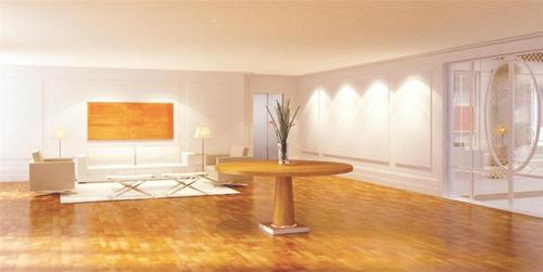 cobertura com 4 dormitórios à venda, 511 m² por r$ 4.149.000,00 - alto da boa vista - são paulo/sp - co1309
