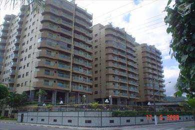cobertura com 4 dorms, centro, mongaguá - r$ 1.4 mi, cod: 4957 - v4957