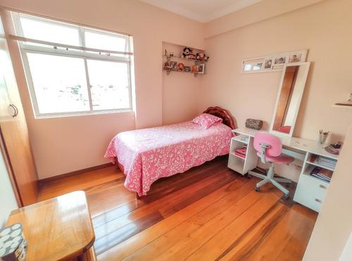 cobertura com 4 quartos para comprar no sagrada família em belo horizonte/mg - 2472