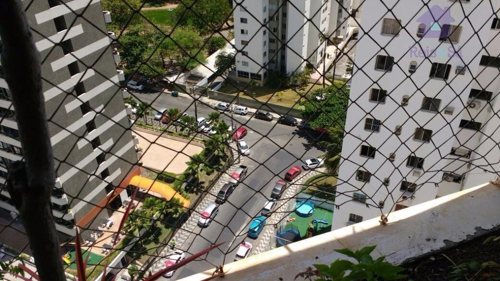 cobertura com 4 quartos à venda, 236 m² por r$ 870.000 - pituba - salvador/ba - co0074
