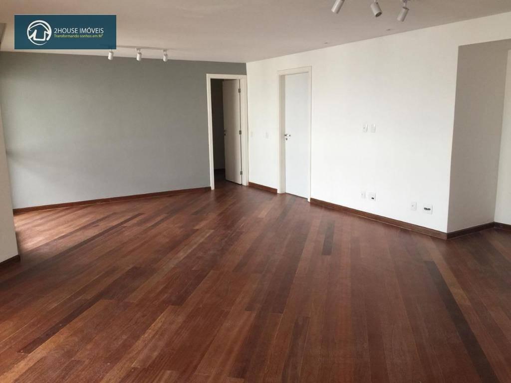 cobertura com 5 dormitórios à venda, 350 m² por r$ 2.100.000,00 - alto da boa vista - são paulo/sp - co1299
