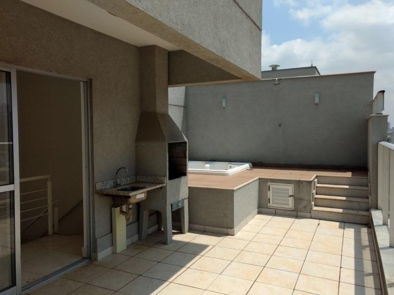 cobertura com 5 quartos para comprar no jardim paquetá em belo horizonte/mg - 1123