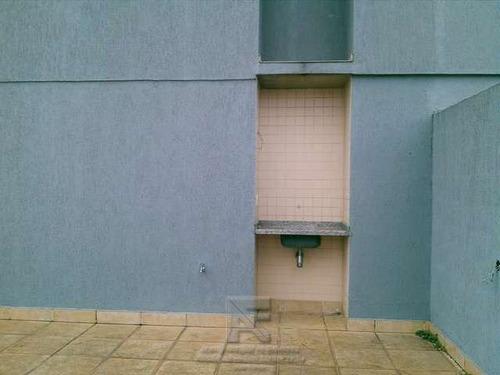 cobertura com excelente varanda!!! - 1336-1