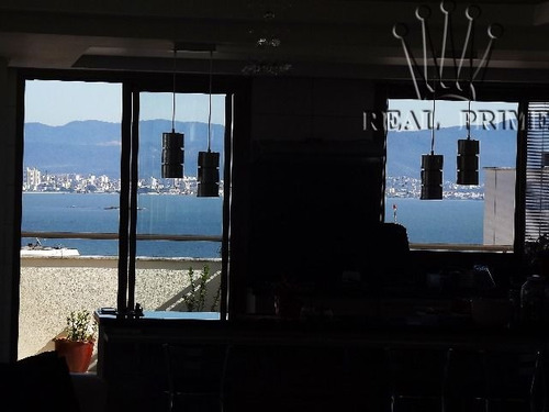 cobertura com vista para beira mar - florianópolis.