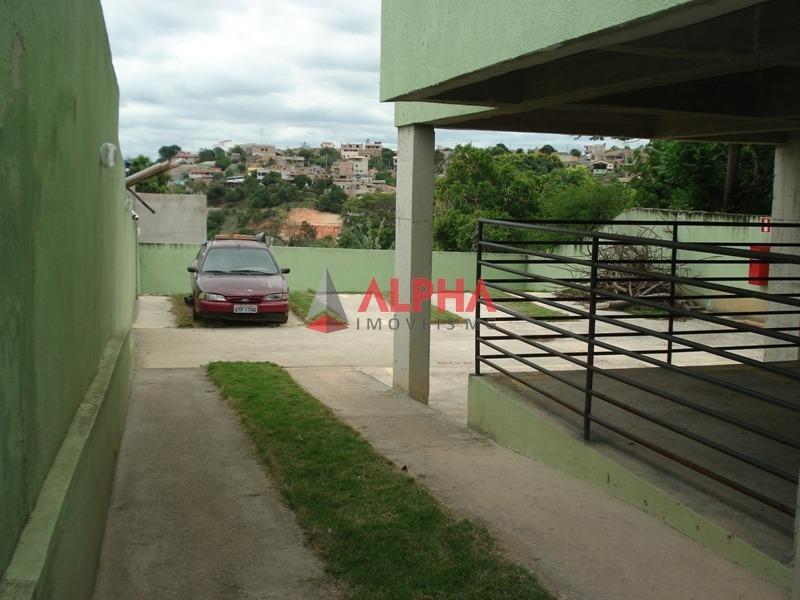 cobertura de 02 quartos bairro jardim das alterosas em betim - 5676