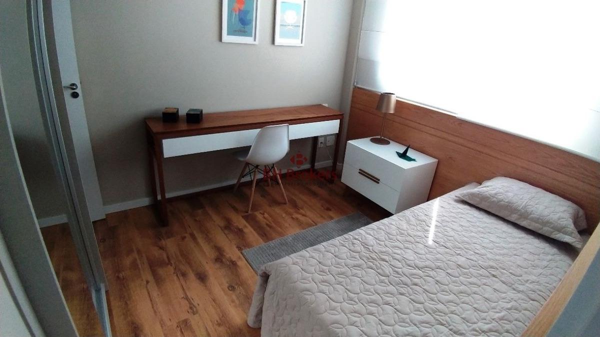 cobertura de 2 quartos no sion - prédio com lazer - 17800