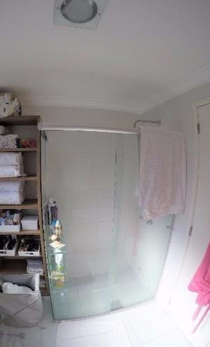 cobertura de 3 dormitórios sendo suítes  - 4449