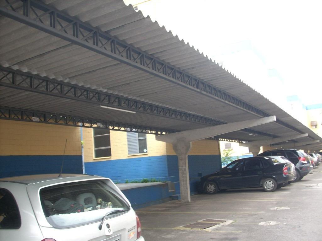 Mlb 745344528 Cobertura De Garagem Estacionamento Condominio Jm