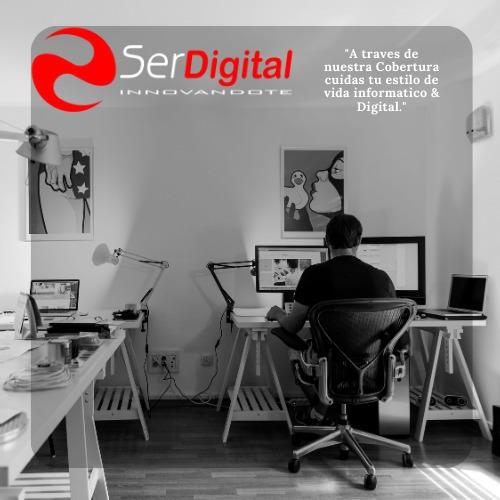 cobertura de servicios informáticos para oficina & hogar