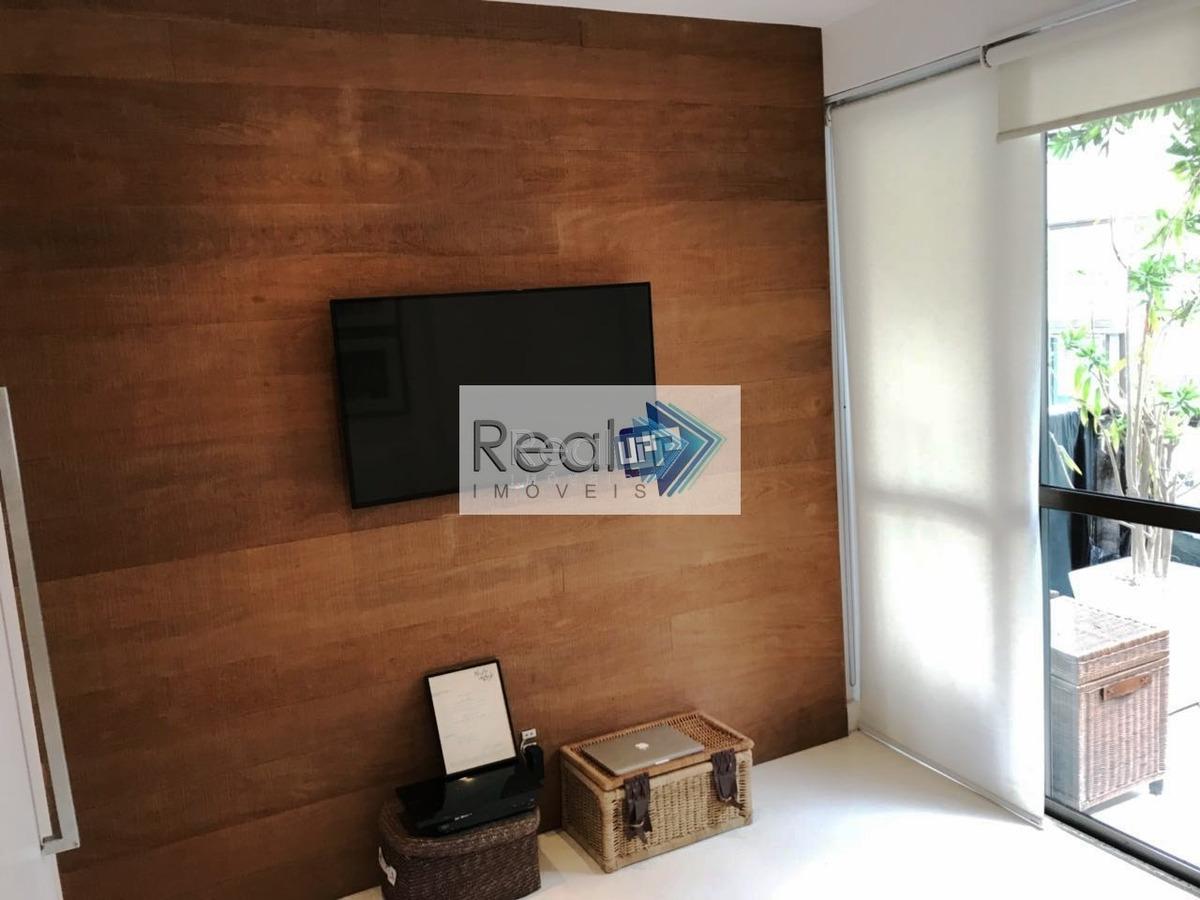 cobertura duplex 120m² 3qts !obra de arte! - 12871