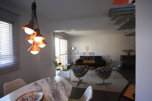 cobertura duplex - 2 dormitórios, 2 suítes - pinheiros - co0090