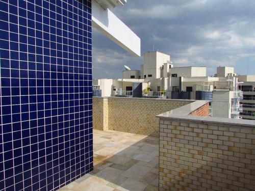 cobertura duplex 2 dormitórios, módulo 6 - riviera de são lourenço - co0153