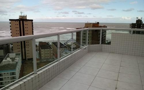 cobertura duplex 2 suítes na vila caiçara em praia grande