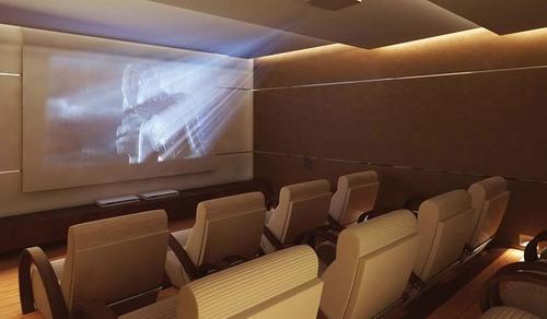 cobertura duplex 245m² com 3 suítes, prox. shop. galleria