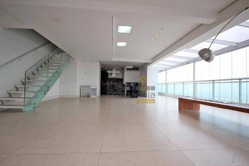 cobertura duplex - 3 suites, 3 vagas - jardins - co0195