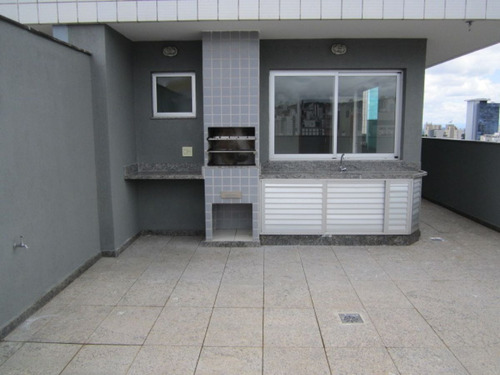 cobertura duplex com 2 quartos no bairro funcionários. - 1520