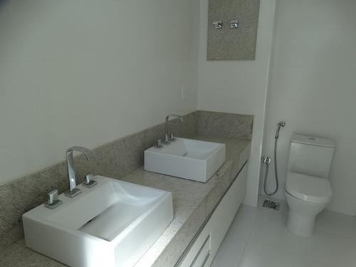cobertura duplex com 4 quartos no bairro santa lúcia. - 1091