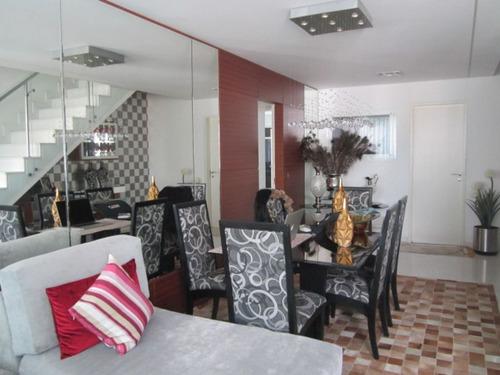 cobertura duplex com 4 quartos no bairro santo agostinho. - 1430