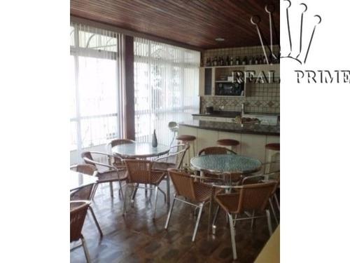 cobertura duplex com piscina e salão gourmet no  centro de florianópolis
