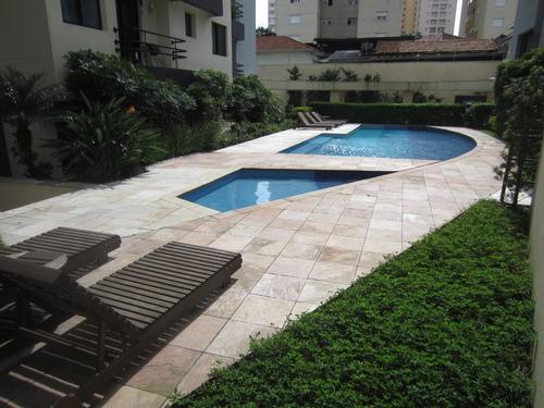 cobertura duplex com piscina na bosque da saúde oportunidade