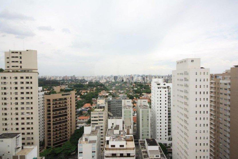 cobertura dúplex com vista para o jardim europa e parque do ibirapuera!!  r$ 22.147,65!! - 353-im39097