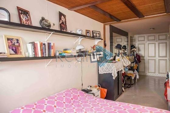 cobertura duplex de 4 quartos com 4 vagas no jardim botânico! - 16486