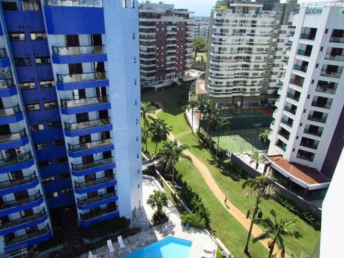 cobertura duplex de frente pro mar - 5 suítes - módulo 6 - riviera de são lourenço - co0001