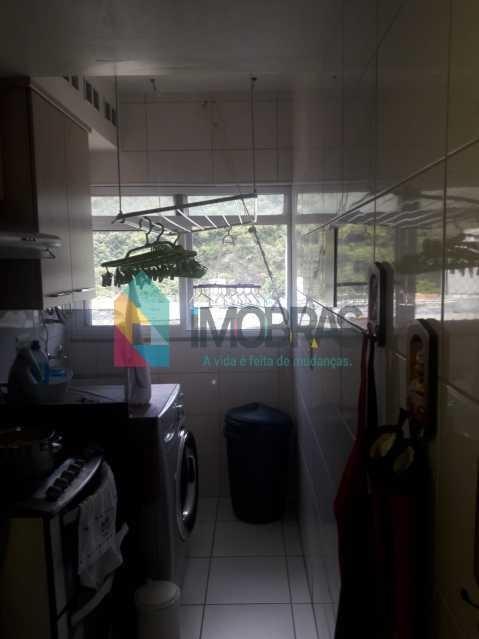 cobertura duplex em botafogo com 2 vagas de garagem e infra total!!! - cpco30037