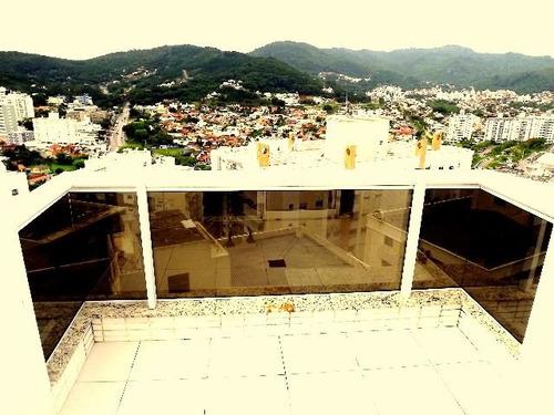cobertura duplex em florianópolis - itacorubi