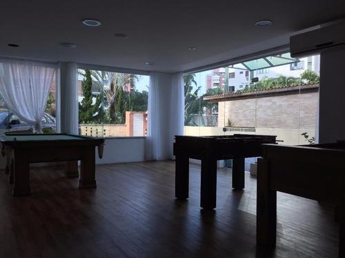 cobertura duplex, módulo 6 - riviera de são lourenço. - co0213