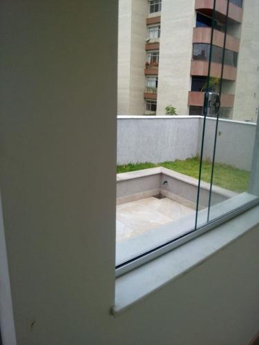 cobertura duplex nova com 3 quartos no bairro santo antônio. - 1540