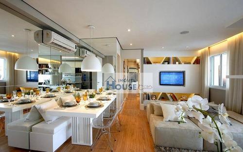 cobertura duplex residencial à venda, alto da lapa, são paulo. - co0005