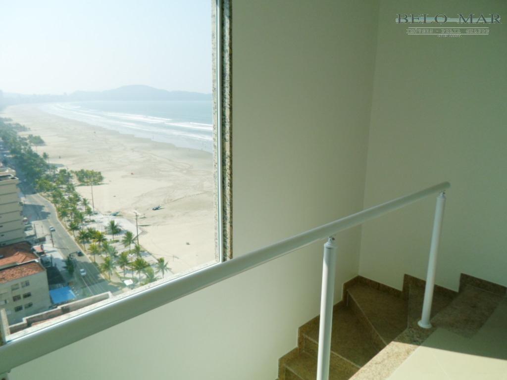 cobertura duplex residencial à venda, campo da aviação, praia grande. - codigo: co0001 - co0001