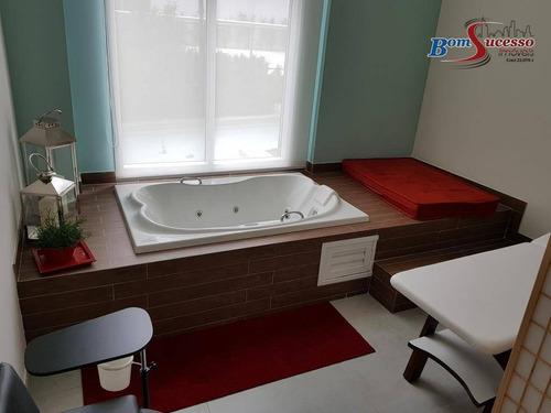 cobertura duplex residencial à venda, jardim anália franco, são paulo. - co0083