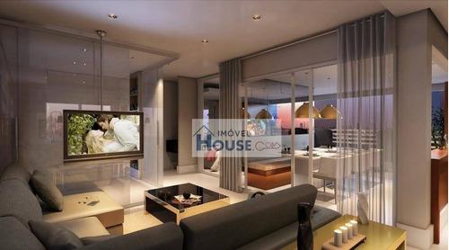 cobertura duplex residencial à venda, pinheiros, são paulo. - co0011