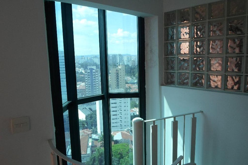 cobertura dupléx residencial à venda, vila mariana, são paulo. - co0573