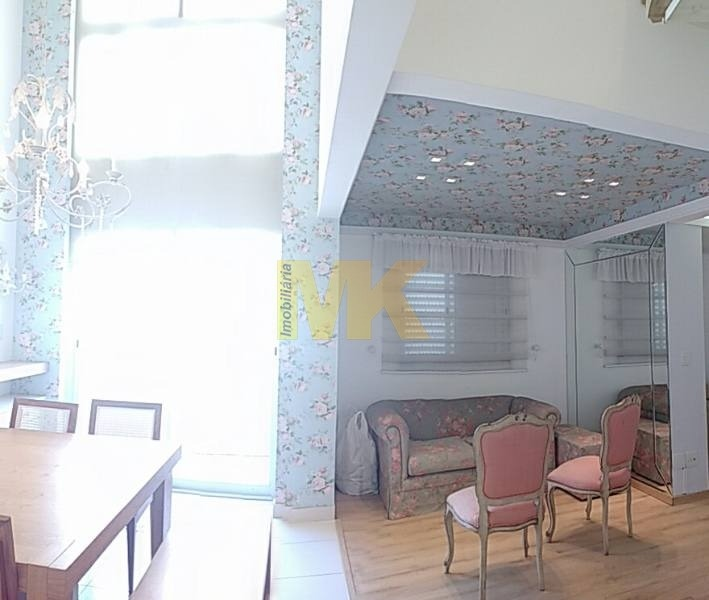 cobertura duplex tatuapé decorada mobiliada condominio esporte vida   rua serra de braganca - 613