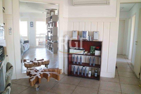 cobertura em auxiliadora com 3 dormitórios - tr8581