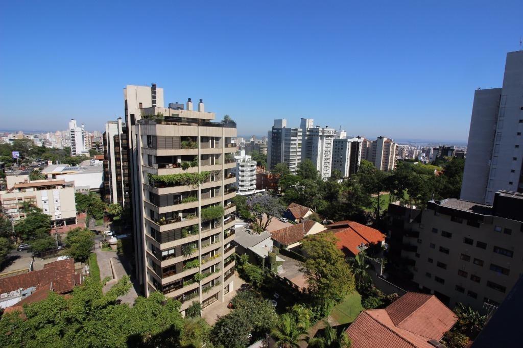 cobertura em bela vista, porto alegre/rs de 331m² 3 quartos para locação r$ 7.500,00/mes - co396696